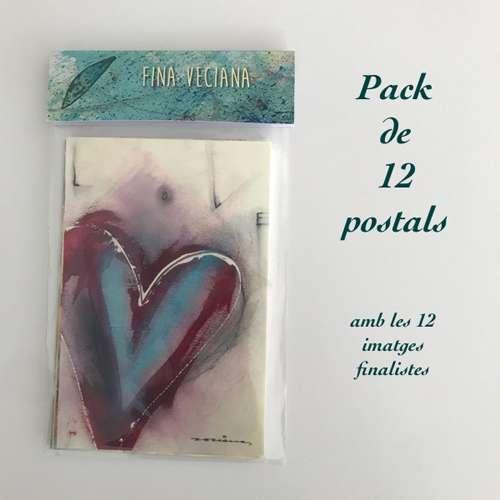 12 postals del Quadern de l'Emile.